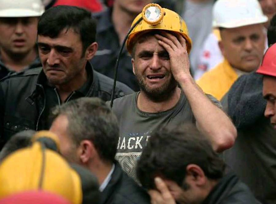 Five top mining execs. convicted over Turkey's worst mine disaster